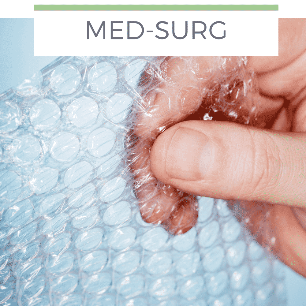 Subcutaneous emphysema for nursing students