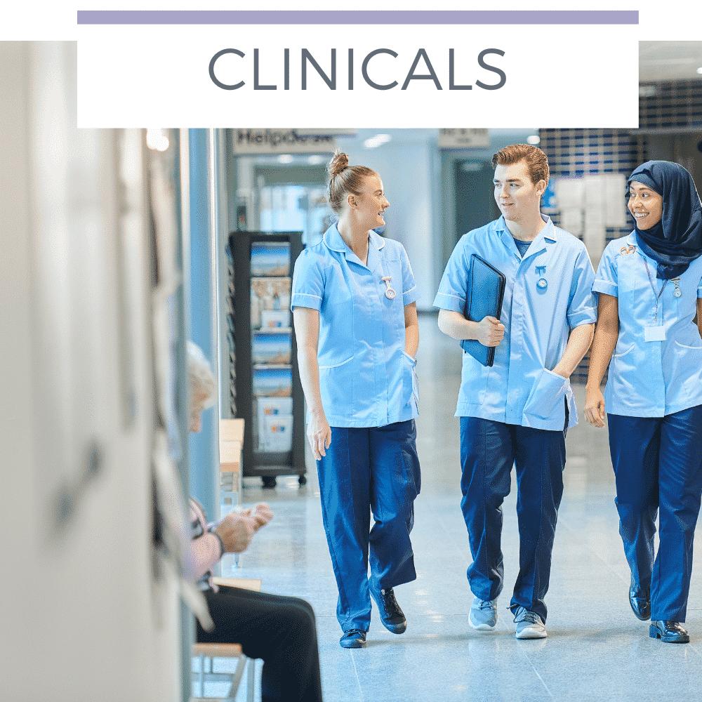 First semester clinicals nursing school