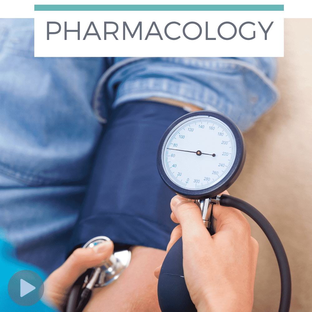 Antihypertensive medications - nursing school pharmacology