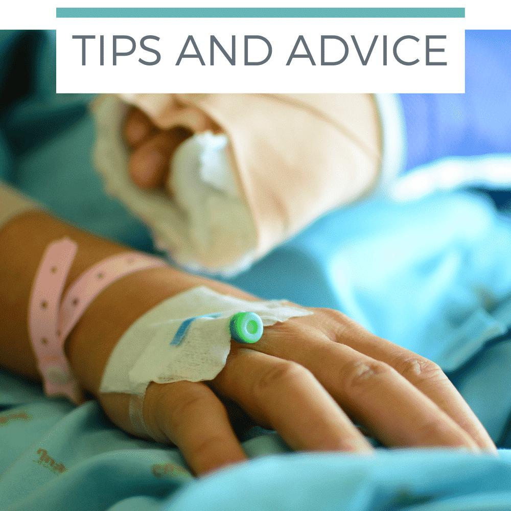 IV start tips for nursing students