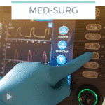 Ventilator basics for nursing students - Straight A Nursing podcast