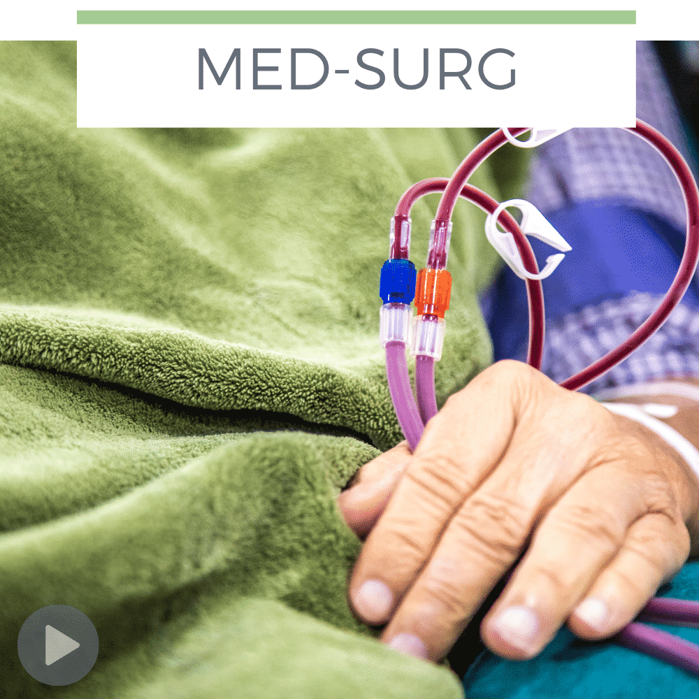 Nursing student's guide to dialysis - Straight A Nursing podcast