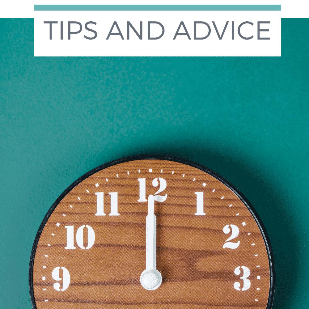 nursing school time management tips
