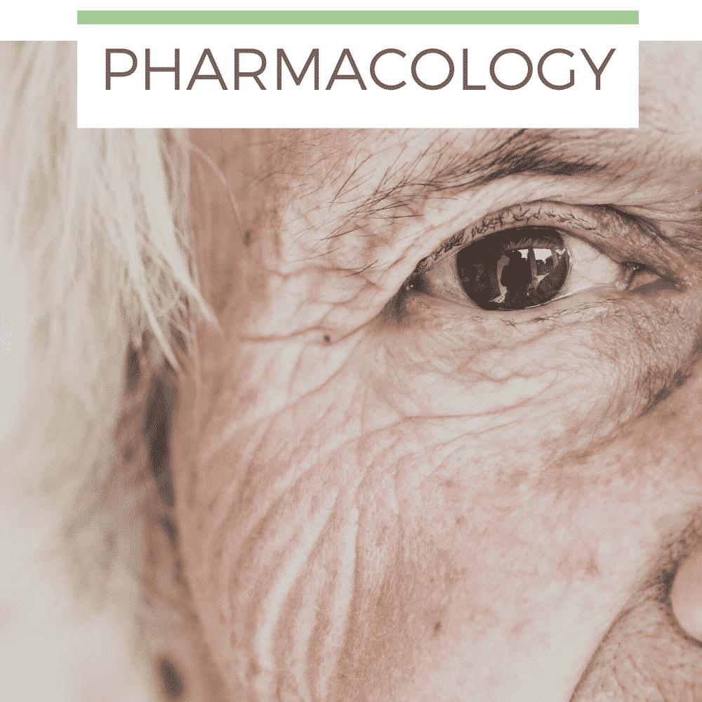 Geriatric Pharmacology Basics
