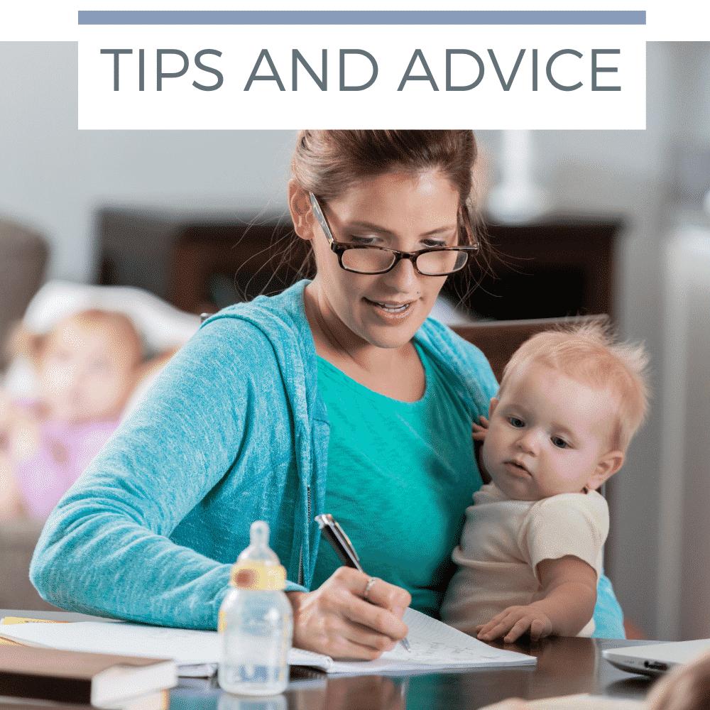 Tips for Parenting in Nursing School - Straight A Nursing podcast