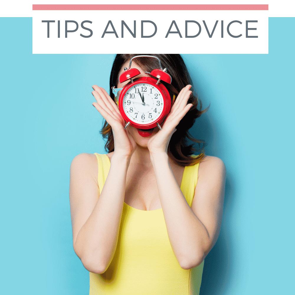 Time management tips for nursing students