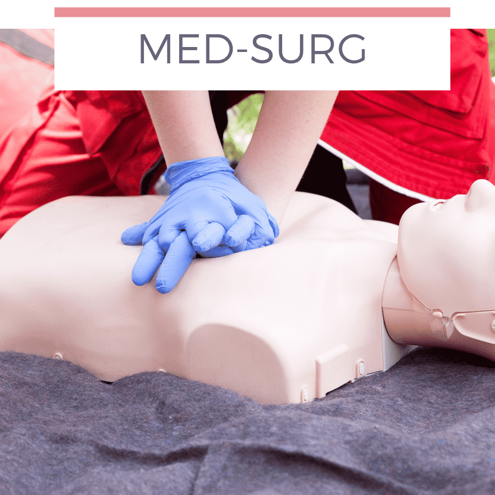 Using the box method for ACLS - Straight A Nursing Student