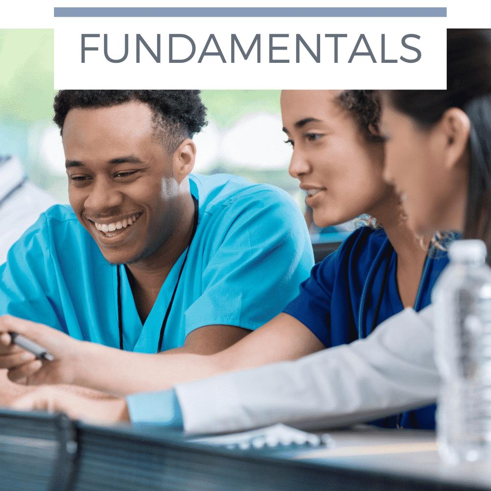 Reviewing nursing fundamentals for nursing students