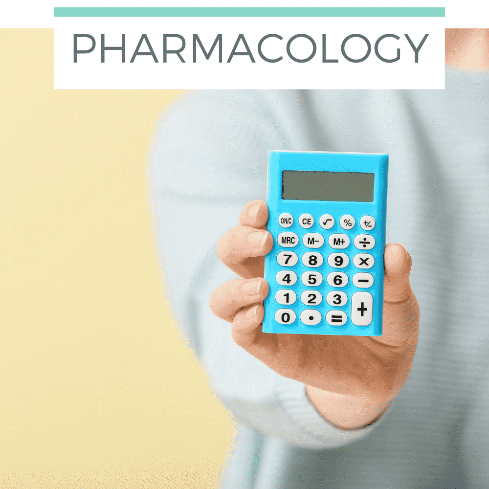 Dosage Calculations for Nursing Students