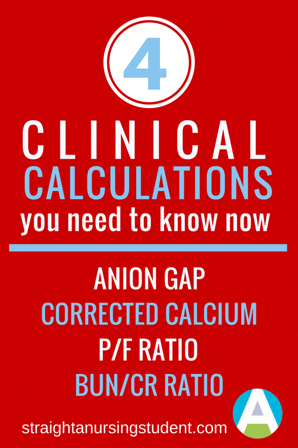 nursing calculations you'll use every day