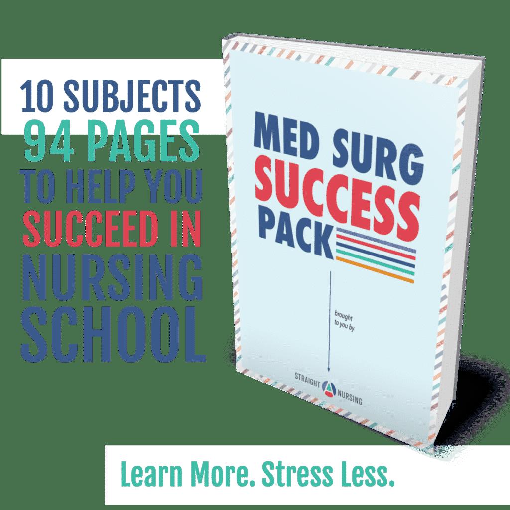 nursing school notes