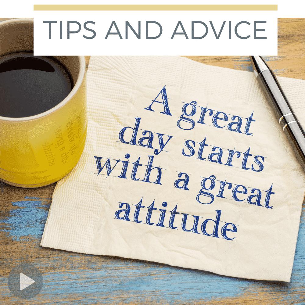 5 Attitude Adjustments for Nursing School - Straight A Nursing podcast episode 85