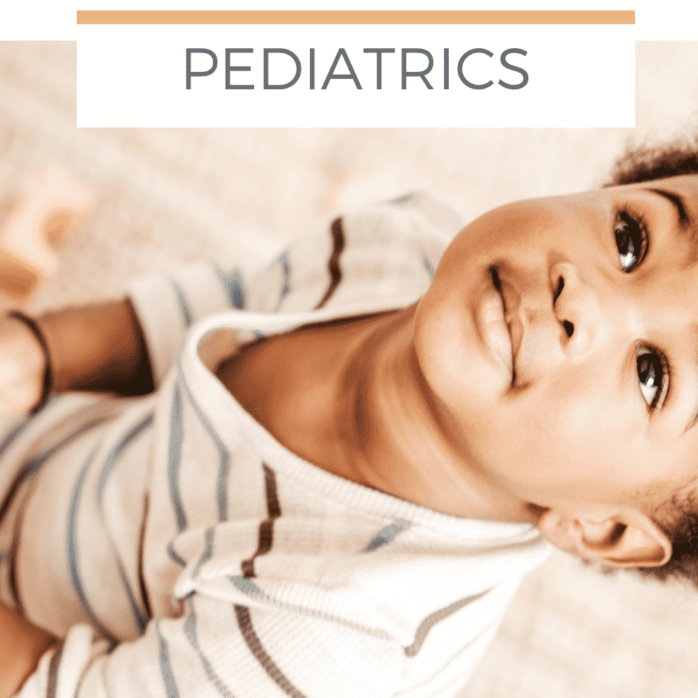 Key differences in pediatric pharmacology
