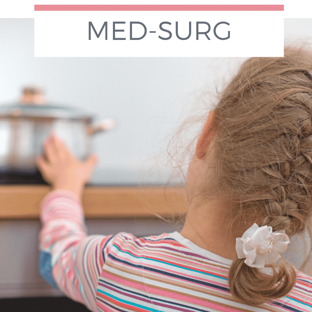 Basics of Burns for nursing students