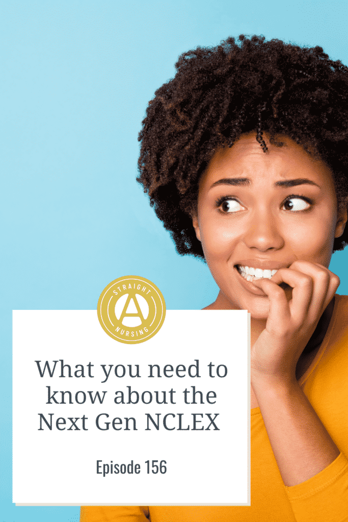 Next Generation NCLEX Overview